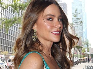 Sofia Vergara Sighted in New York City on September 21, 2016
