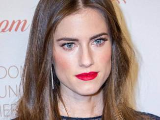 Allison Williams findet ihren Job schräg - TV News