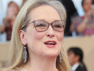 Meryl Streep - 23rd Annual Screen Actors Guild Awards