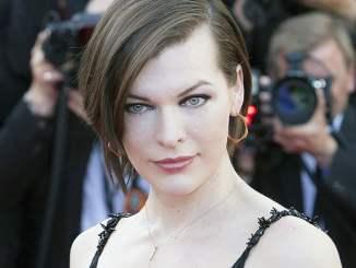 """Milla Jovovich: Bald """"gemütliche Hausfrau mit großen Titten""""? - Promi Klatsch und Tratsch"""