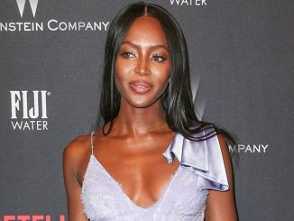 Naomi Campbell - Weinstein Company and Netflix 74th Annual Golden Globes After Party