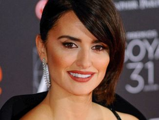 Penelope Cruz - Goya Cinema Awards 2017
