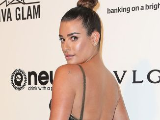 Lea Michele - 25th Annual Elton John AIDS Foundation's Academy Awards Viewing Party - 2