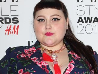 Beth Ditto - Elle Style Awards 2017