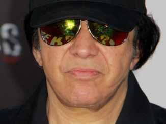"""""""Kiss"""": Gene Simmons und die Doppelgänger-Kuh - Promi Klatsch und Tratsch"""