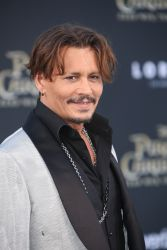 """Johnny Depp - """"Pirates Of The Caribbean: Dead Men Tell No Tales"""" Los Angeles Premiere - 2"""