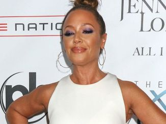 """Leah Remini - """"Jennifer Lopez: All I Have"""" Headlining Residency Pre-Show at Planet Hollywood Las Vegas"""