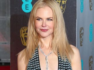 Nicole Kidman - EE British Academy Film Awards 2017 - 2