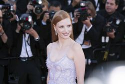 Jessica Chastain - 70th Annual Cannes Film Festival