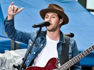"""Niall Horan in Concert on NBC's """"The Today Show"""" at Rockefeller Plaza in New York City - May 29, 2017 - 2"""