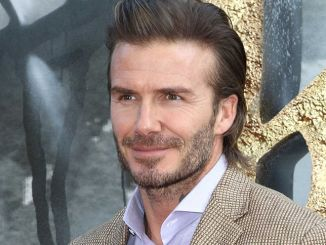 "David Beckham - ""King Arthur: Legend of the Sword"" European Premiere"