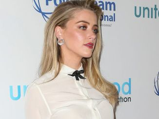 Amber Heard - 4th Annual unite4:humanity Gala - 2