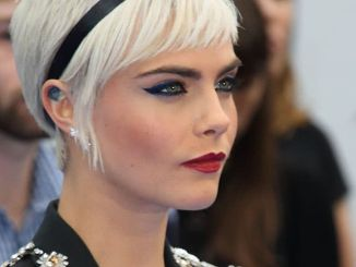 """Cara Delevingne - """"Valerian and the City of a Thousand Planets"""" European Premiere"""