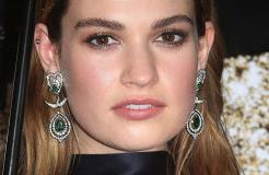 Lily James wurde beklaut