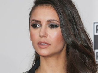 Nina Dobrev - 2016 American Music Awards