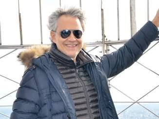 Andrea Bocelli traut sich wieder auf Pferderücken - Promi Klatsch und Tratsch