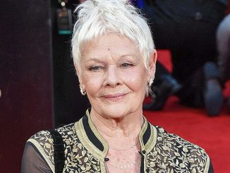 Judi Dench - 40th Annual Laurence Olivier Awards