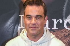 Robbie Williams: Tochter Teddy will ins Showbusiness
