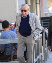 Stan Lee gibt sich ein letztes Mal die Ehre - Kino News