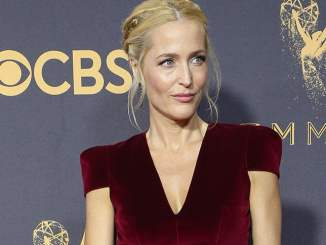 "Gillian Anderson: Schluss mit ""Akte X""? - TV News"