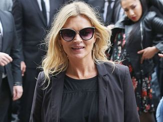Kate Moss - Reserved UK Flagship Store Launch Photocall