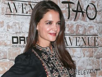 Katie Holmes - TAO, Beauty & Essex, Avenue and Luchini LA Grand Opening - 2