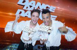 """""""Dance Dance Dance"""" 2017: Luca Hänni und Prince Damien gewinnen die Show"""