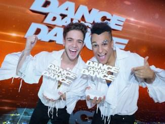"""""""Dance Dance Dance"""" 2017: Luca Hänni und Prince Damien gewinnen die Show - TV"""