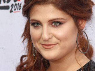 Meghan Trainor - 2016 iHeartRadio Music Awards - 2