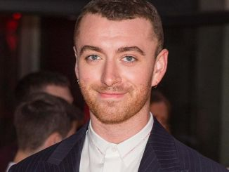 Sam Smith - Virgin Holidays Attitude Awards 2017 - 2
