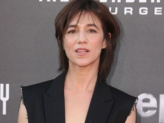 """Charlotte Gainsbourg - """"Independence Day: Resurgence"""" Los Angeles Premiere"""