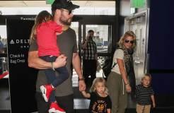 Chris Hemsworth schwärmt von seinen Kindern