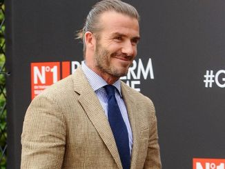 David Beckham - Biotherm Homme Madrid Photocall - 3