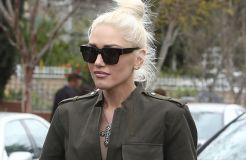 Gwen Stefani im Panik-Modus