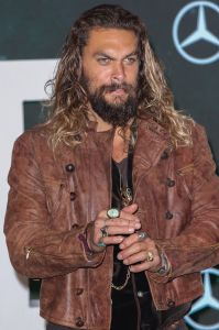 "Jason Momoa - ""Justice League"" UK Photocall"