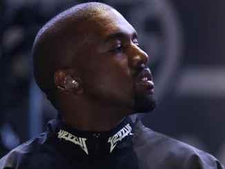 Kanye West im Live-TV - TV