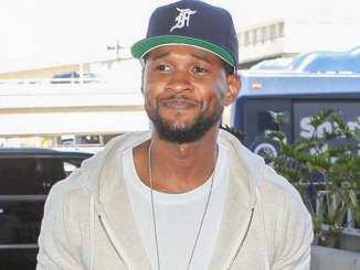Usher: Nerven aus Stahl - Promi Klatsch und Tratsch