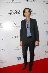 "Nick Cave  - ""Wind River"" Los Angeles Premiere"