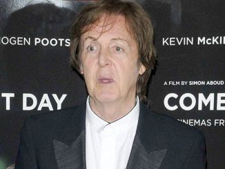 "Paul McCartney - ""Comes a Bright Day"" UK Premiere - 3"