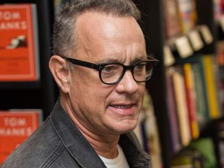 "Tom Hanks ""Uncommon Type"" Book Signing at Waterstones Piccadilly on November 2, 2017"