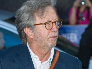 """Eric Clapton - """"The Beatles: Eight Days a Week - The Touring Years"""" World Premiere"""