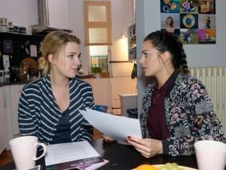 GZSZ: Zickenkrieg zwischen Emily und Lilly - Promi Klatsch und Tratsch TV News