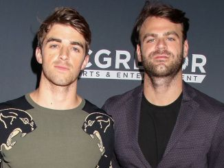 The Chainsmokers - 2017 Boxing
