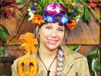 Jenny Frankhauser ist die Königin des Dschungels - TV News