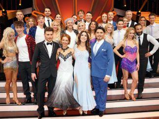 Let's Dance 2018: Die Tänze der ersten regulären Show! - TV