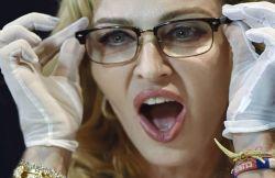 Madonna als Stargast beim ESC - Musik