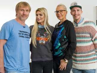 """""""Das perfekte Promi Dinner"""" mit Natascha Ochsenknecht, Giuliana Farfalla, Ansgar Brinkmann und David Friedrich - TV"""