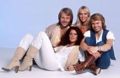 """""""ABBA"""" zeigen sich im Studio"""