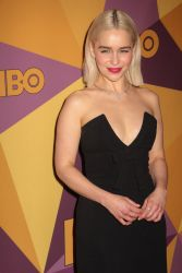 Emilia Clarke - HBO's Official 75th Annual Golden Globe Awards After Party