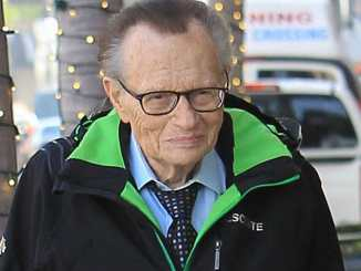 Larry King kennt kein Altersleiden - TV News